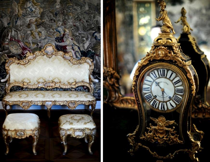 clock room