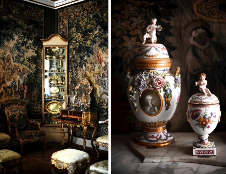 urn room