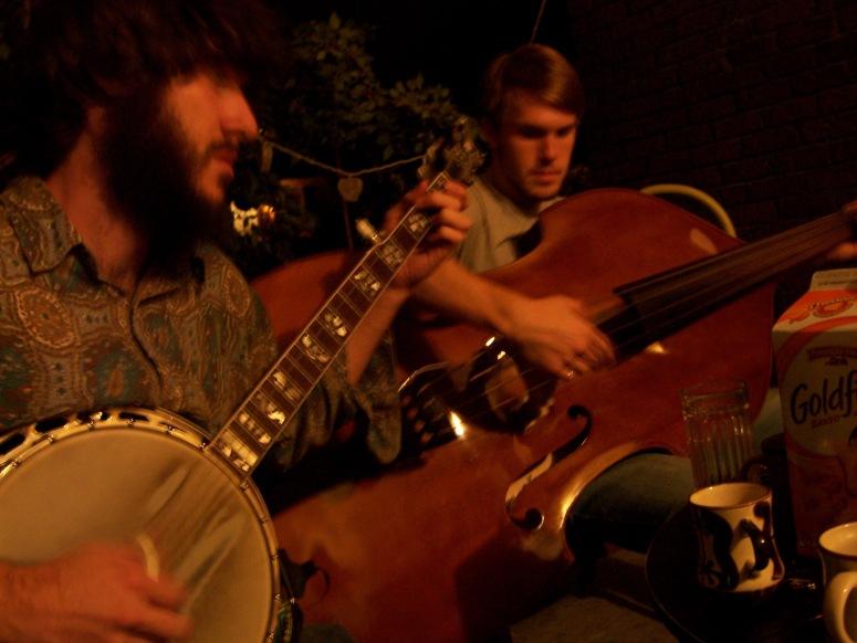 10-2 2 bass and banjo alright