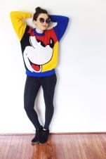 Vintage Mickey Mouse Sweater | Buena Buena Vintage