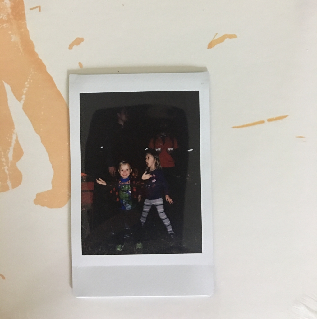 Instax Mini Dancing Kids