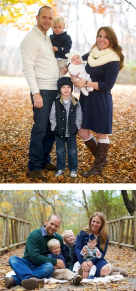 Sarantis Family