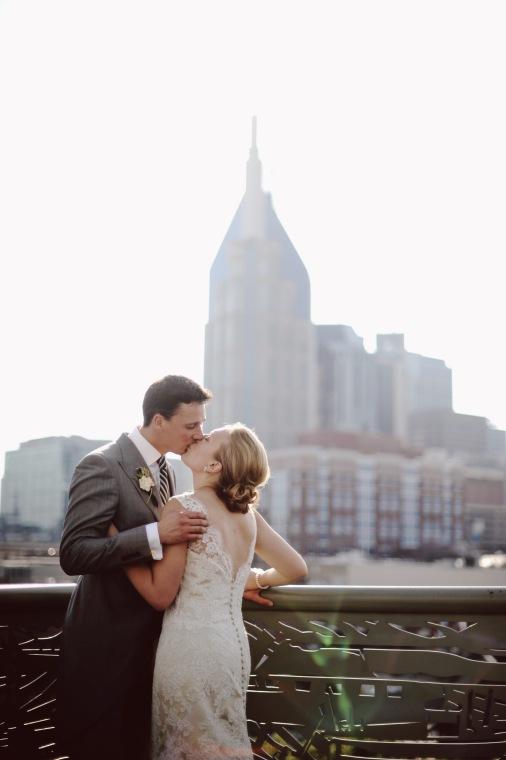 Ann and Patrick Nashville Wedding